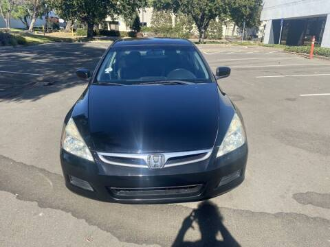 2007 Honda Accord for sale at Sanchez Auto Sales in Newark CA