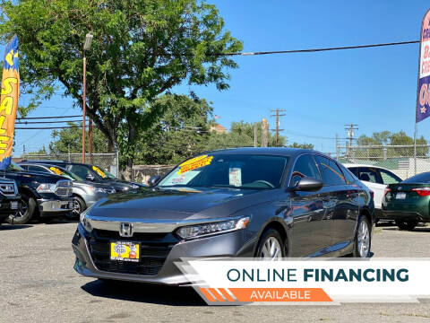 2019 Honda Accord for sale at Stark Auto Sales in Modesto CA