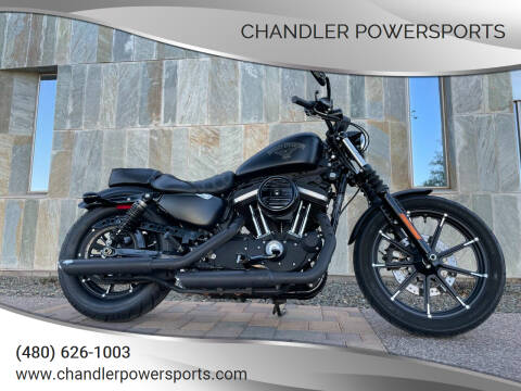 2016 Harley-Davidson XL Iron 883 for sale at Chandler Powersports in Chandler AZ