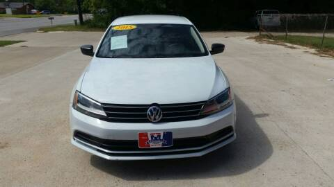 2015 Volkswagen Jetta for sale at MENDEZ AUTO SALES in Tyler TX