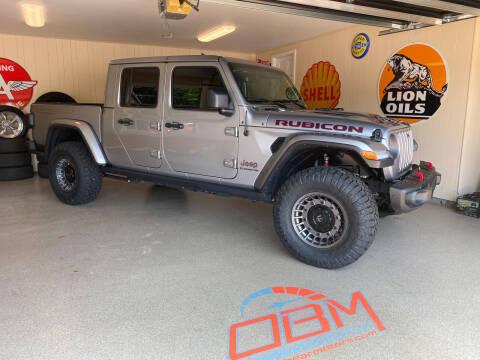 2020 Jeep Gladiator for sale at Orange Bear Motors in Landrum SC