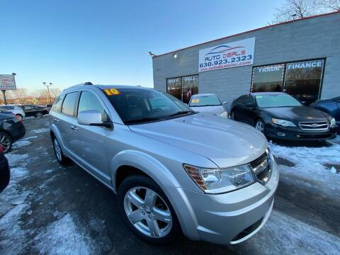 2010 Dodge Journey for sale at Auto Deals in Roselle IL