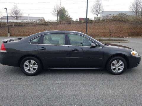 2015 Chevrolet Impala Limited for sale at Lehigh Valley Autoplex, Inc. in Bethlehem PA