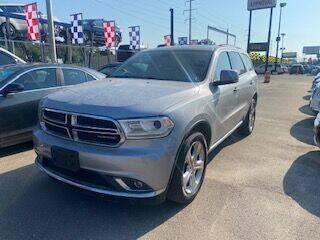 2015 Dodge Durango for sale at Car Depot in Detroit MI