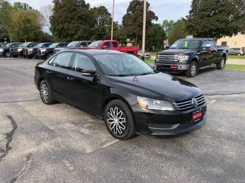 2015 Volkswagen Passat for sale at WILLIAMS AUTO SALES in Green Bay WI