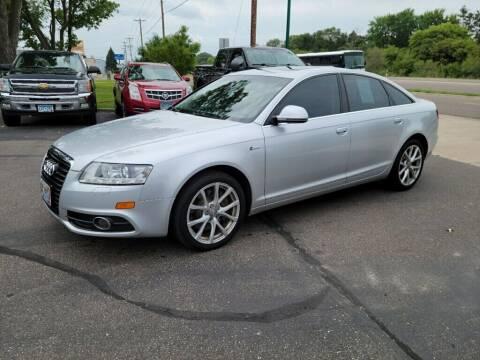 2011 Audi A6 for sale at Premier Motors LLC in Crystal MN