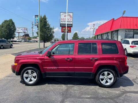 2016 Jeep Patriot for sale at Select Auto Group in Wyoming MI