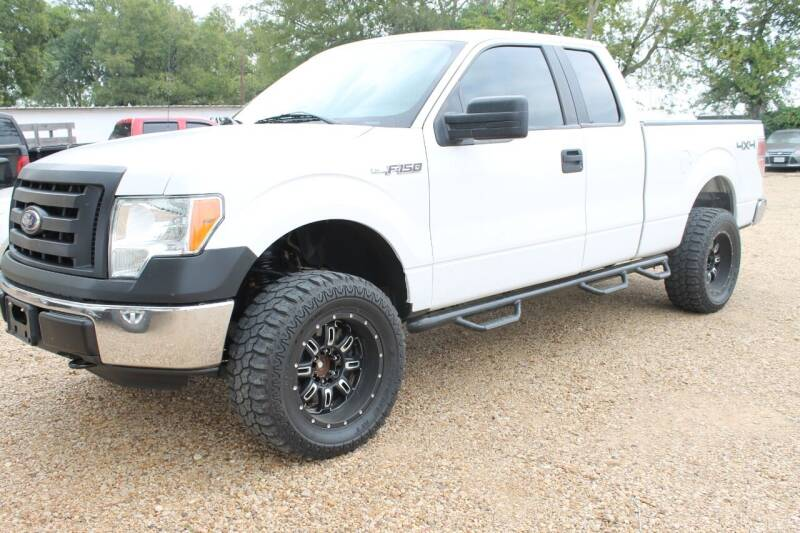 2012 Ford F-150 for sale at Abc Quality Used Cars in Canton TX