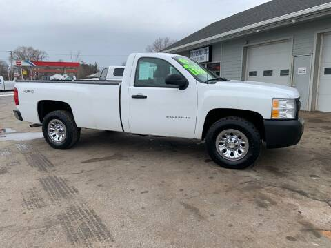 2013 Chevrolet Silverado 1500 for sale at Steffes Motors in Council Bluffs IA