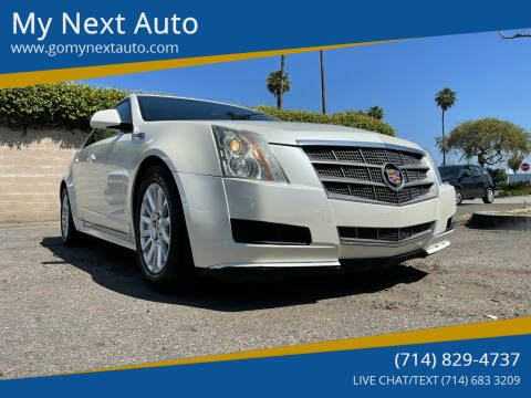 2010 Cadillac CTS for sale at My Next Auto in Anaheim CA