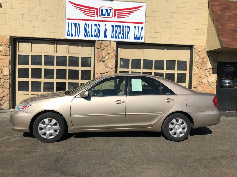 2002 Toyota Camry for sale at LV Auto Sales & Repair, LLC in Yakima WA