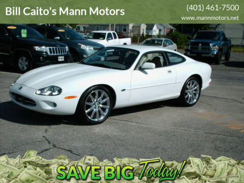 1998 Jaguar XK-Series for sale at Bill Caito's Mann Motors in Warwick RI