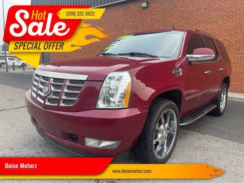 2007 Cadillac Escalade for sale at Boise Motorz in Boise ID