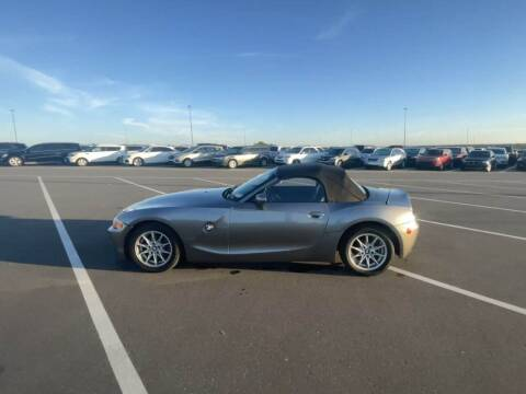 2004 BMW Z4 for sale at Paradise Motor Sports LLC in Lexington KY