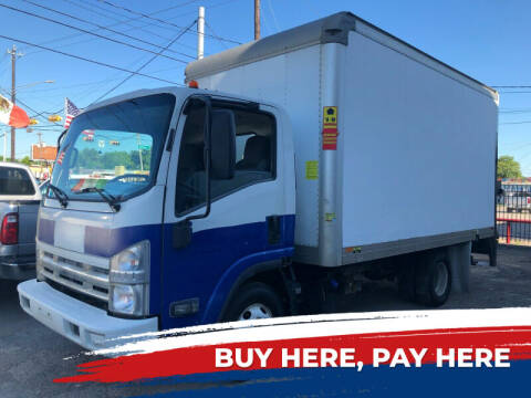 2012 Isuzu NPR for sale at Ricky Auto Sales in Houston TX