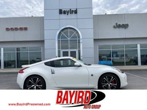 2020 Nissan 370Z for sale at Bayird Truck Center in Paragould AR