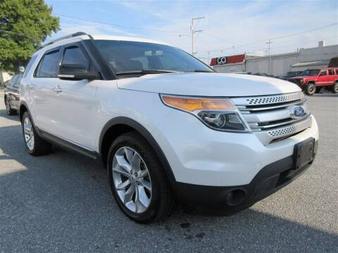 2014 Ford Explorer for sale at Cam Automotive LLC in Lancaster PA