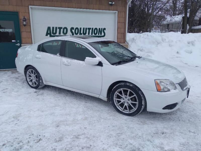 2012 Mitsubishi Galant for sale at Auto Solutions of Rockford in Rockford IL