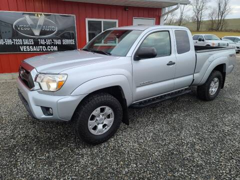 2013 Toyota Tacoma for sale at Vess Auto in Danville OH