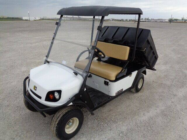 2016 Cushman Hauler 1200 for sale at SLD Enterprises LLC in Sauget IL