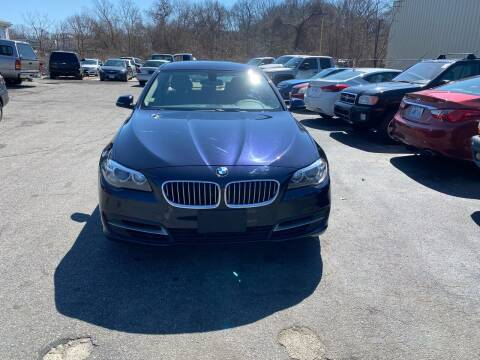 2014 BMW 5 Series for sale at Sandy Lane Auto Sales and Repair in Warwick RI
