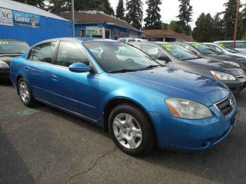 2003 Nissan Altima for sale at Lino's Autos Inc in Vancouver WA