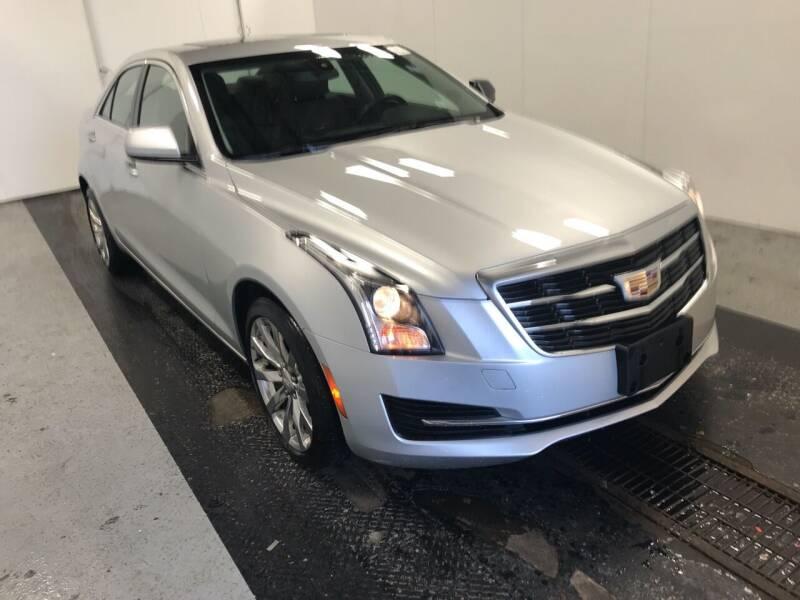 2017 Cadillac ATS AWD 2.0T 4dr Sedan - Newark NJ