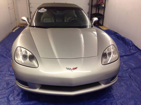 2006 Chevrolet Corvette for sale at MR Auto Sales Inc. in Eastlake OH