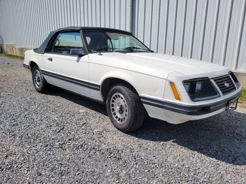 1983 Ford Mustang for sale at Precision Glass, Inc. in Christiansburg VA