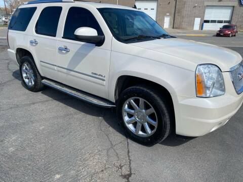2013 GMC Yukon for sale at Quality Automotive Group Inc in Billings MT