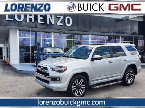 2019 Toyota 4Runner for sale at Lorenzo Buick GMC in Miami FL