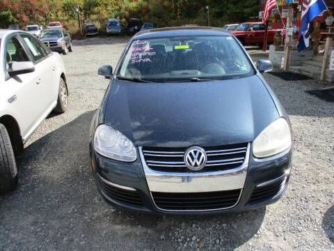 2008 Volkswagen Jetta for sale at FERNWOOD AUTO SALES in Nicholson PA