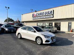 2019 Hyundai Accent for sale at Cars USA in Virginia Beach VA
