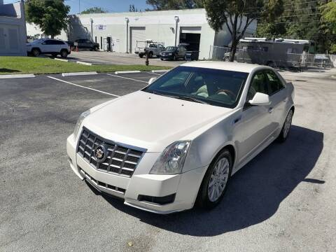 2012 Cadillac CTS for sale at Best Price Car Dealer in Hallandale Beach FL