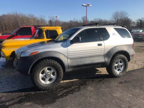 1999 Isuzu VehiCROSS for sale at FIREBALL MOTORS LLC in Lowellville OH