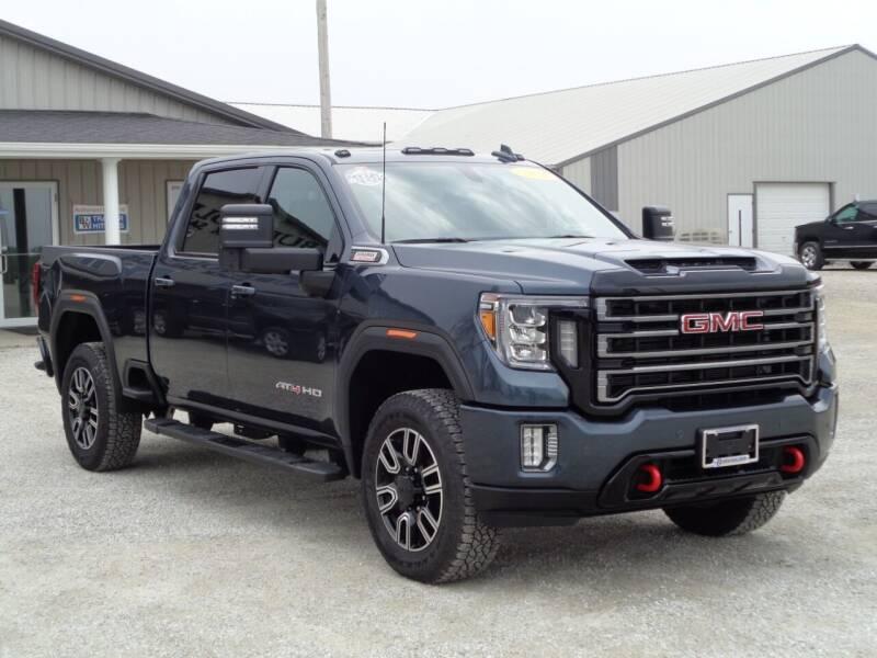 2020 GMC Sierra 2500HD for sale at Burkholder Truck Sales LLC (Edina) in Edina MO