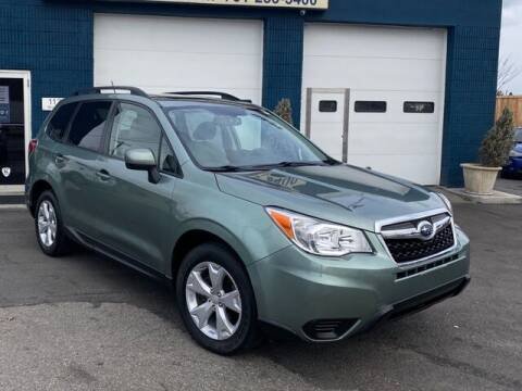 2015 Subaru Forester for sale at Saugus Auto Mall in Saugus MA