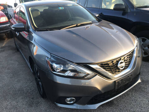 2017 Nissan Sentra for sale at Auto Access in Irving TX