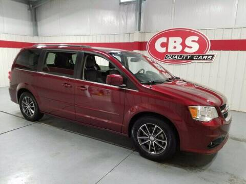2017 Dodge Grand Caravan for sale at CBS Quality Cars in Durham NC