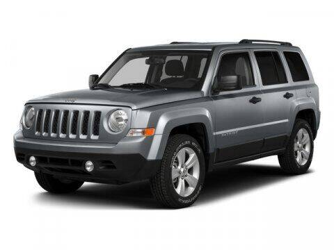 2015 Jeep Patriot for sale at Mike Murphy Ford in Morton IL