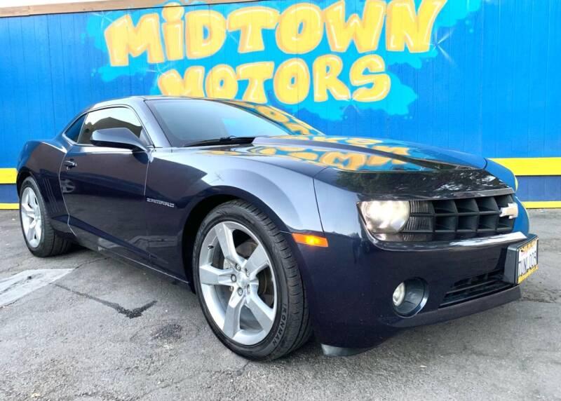 2013 Chevrolet Camaro for sale at Midtown Motors in San Jose CA