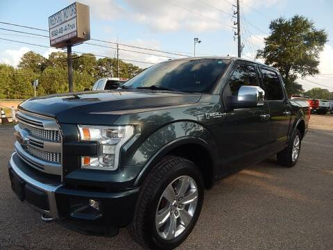 2015 Ford F-150 for sale at Medford Motors Inc. in Magnolia TX