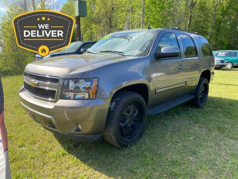 2011 Chevrolet Tahoe for sale at Premier Auto Solutions & Sales in Quinton VA