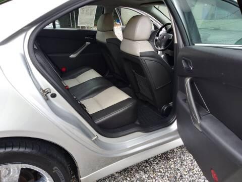 2009 Pontiac G6 for sale at Sierra Motors in Roanoke VA