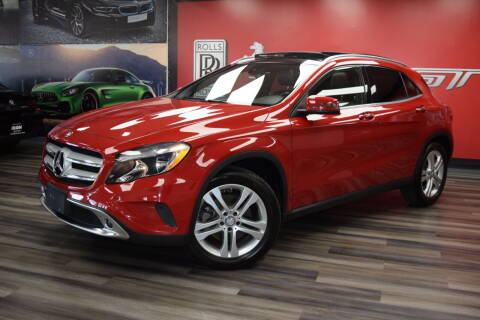 2016 Mercedes-Benz GLA for sale at Icon Exotics in Houston TX