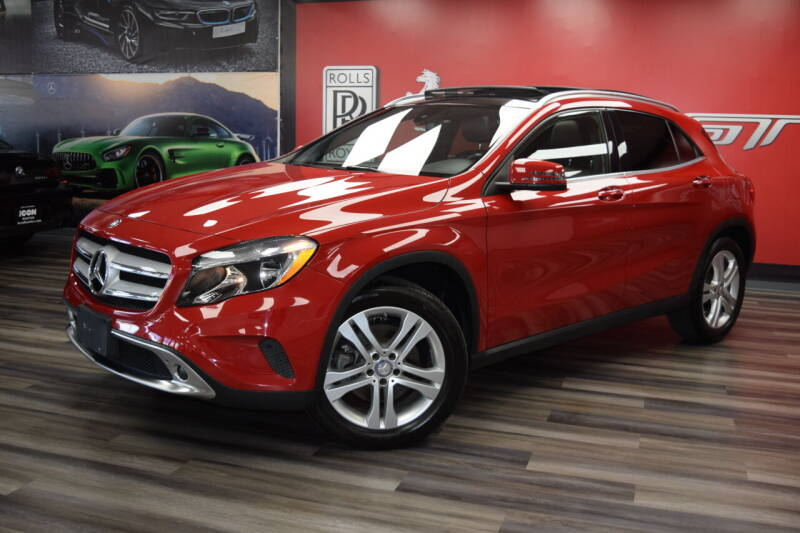 2016 Mercedes-Benz GLA for sale at Icon Exotics in Houston TX
