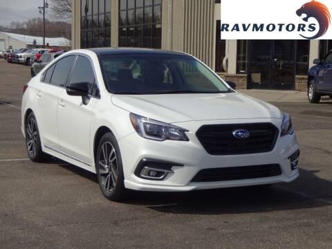 2019 Subaru Legacy for sale at RAVMOTORS 2 in Crystal MN