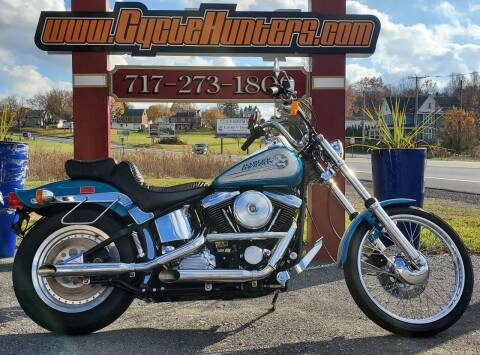 1994 Harley-Davidson FLXTC Softail Custom for sale at Haldeman Auto in Lebanon PA