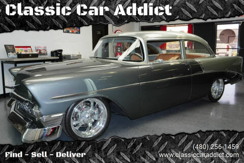 1956 Chevrolet 210 for sale at Classic Car Addict in Mesa AZ