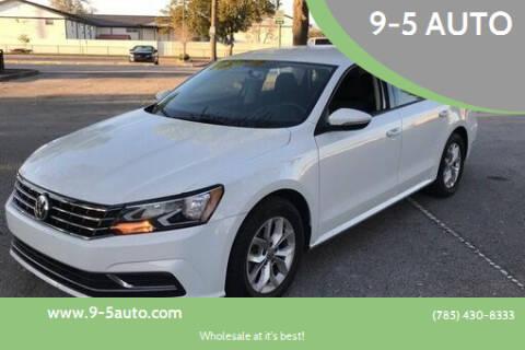 2018 Volkswagen Passat for sale at 9-5 AUTO in Topeka KS